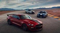 Ford Mustang55 ra mắt nhân kỷ niệm 55 năm dòng Mustang, dành riêng thị trường châu Âu