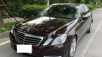 Cần bán Mercedes E250 năm 2010, màu nâu