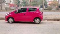 Đổi sang xe gầm cao nên bán Chevrolet Spark sản xuất năm 2016, màu đỏ