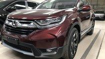 Bán Honda CR V G sản xuất năm 2019, đỏ lịch lãm, nhập khẩu nguyên chiếc