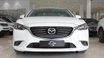 Cần bán xe Mazda 6 2.0 Luxury 2018, màu trắng