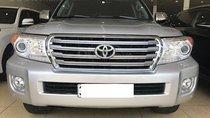 Bán Toyota Land Cruiser VX sản xuất năm 2015, màu bạc, xe nhập Nhật, rất mới