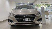 Hyundai Accent AT đặc biệt vàng be giao ngay, giá chỉ 545tr, tặng bộ phụ kiện cao cấp