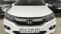 Honda City CVT 2017, màu trắng