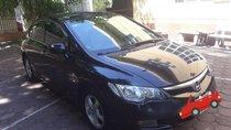 Chính chủ bán Civic MT 1.8 2007 màu đen đi 85.000 km như mới, biển HN cực đẹp.