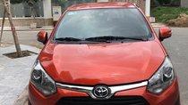 Cần bán xe Toyota Wigo Full đời 2018, màu cam, nhập khẩu nguyên chiếc