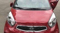 Chính chủ bán xe Kia Morning đời 2017, màu đỏ, xe nhập