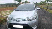 Bán Toyota Vios E đời 2017, màu bạc, số tự động, giá tốt