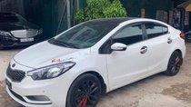 Bán Kia K3 1.6AT đời 2016, màu trắng, số tự động, giá tốt