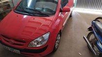 Bán Hyundai Getz MT đời 2008, màu đỏ, giá tốt