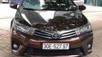 Bán xe Toyota Corolla Altis sản xuất năm 2015, màu nâu