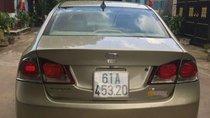 Cần bán Honda Civic đời 2006, màu vàng, nhập khẩu