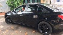 Bán ô tô Chevrolet Cruze 2017, màu đen còn mới