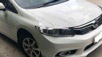 Bán Honda Civic năm 2013, màu trắng, đã đi 59.000km
