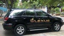 Bán Lexus RX 300 AT sản xuất năm 2002, màu đen, nhập khẩu chính chủ giá cạnh tranh