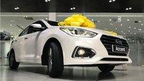 Bán ô tô Hyundai Accent năm sản xuất 2019, màu trắng