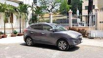 Cần bán xe Hyundai Tucson 2.0 4WD sản xuất 2012, màu xám, nhập khẩu