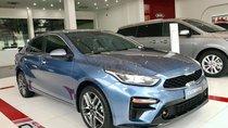 Bán xe Kia Cerato Deluxe năm sản xuất 2019, màu xanh lam, giá 615tr