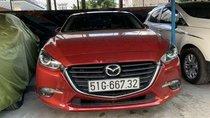 Bán Mazda 3 sản xuất 2018, màu đỏ, giá chỉ 645 triệu