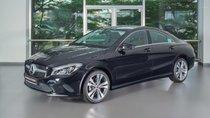Mercedes CLA200 2018, màu đen, xe nhập, mới 99% hàng demo