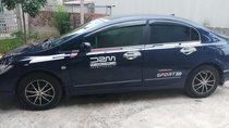 Cần bán gấp Honda Civic đời 2007, màu xanh lam xe gia đình