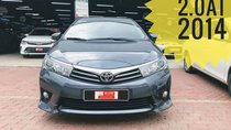 Bán Toyota Altis 2.0CVT 2014, sở hữu ngay chỉ với 250 triệu đưa trước