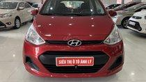 Bán Hyundai Grand i10 1.0MT năm sản xuất 2014, màu đỏ, xe nhập