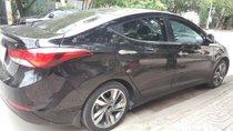 Hãng bán Elantra 1.8AT 2015, xe nhập, màu đen, đúng chất, giá TL, hỗ trợ góp