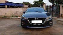 Đổi xe mới cần bán Mazda 3, sản xuất 2016, số tự động màu xám