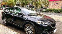 Cần bán xe CX9, sản xuất 2013, số tự động, nhập Nhật, màu đen huyền thoại