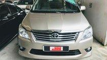 Toyota Innova 2.0G tự động đời 2012, chỉ hơn 500 triệu giao xe ngay