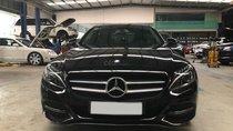 Chính chủ bán xe Mercedes C200 2.0 AT năm 2016, màu đen, giá tốt