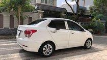 Cần bán xe cũ Hyundai Grand i10 MT đời 2016, màu trắng, nhập khẩu