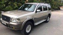 Cần bán xe Ford Everest đời 2005, giá chỉ 270 triệu
