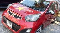Bán Kia Morning 2014, màu đỏ, nhập khẩu chính chủ