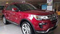 Bán Ford Explorer sản xuất năm 2018, màu đỏ