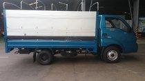 Bán xe tải KIA 2,5 tấn thùng mui bạt, hỗ trợ trả góp 80%