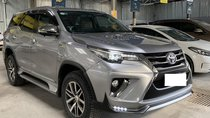 Toyota Fortuner V 4WD, 2.7AT, 2017 biển SG, nhập Indonesia