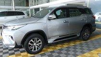 Bán xe Toyota Fortuner 2.7AT 4WD đời 2017, màu bạc, nhập khẩu