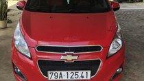 Cần bán Chevrolet Spark sản xuất 2016, màu đỏ ít sử dụng giá 260 triệu đồng