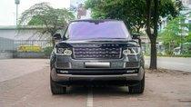 Bán LandRover Range Rover SV Autobiography 5.0 đời 2016, hai màu xám đen, lướt 1v7 km