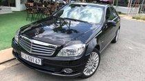 Cần bán xe cũ Mercedes C250 đời 2010, màu đen