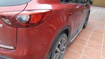 Bán xe Mazda CX 5 2017, màu đỏ, 1 chủ từ đầu