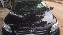 Bán Toyota Corolla Altis đời 2009, màu đen, số tự động