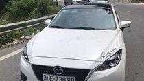 Cần bán Mazda 3 2017, màu trắng, chính chủ