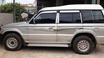 Gia đình bán Mitsubishi Pajero năm 1993, màu bạc