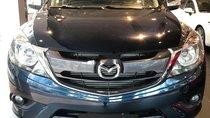Bán xe Mazda BT 50 năm sản xuất 2019, màu xanh lam, nhập khẩu