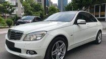 Bán xe Mercedes C250 đời 2010, màu trắng