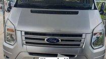 Bán xe Ford Transit năm sản xuất 2016, màu bạc