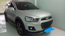 Gia đình bán Chevrolet Captiva năm sản xuất 2016, màu bạc